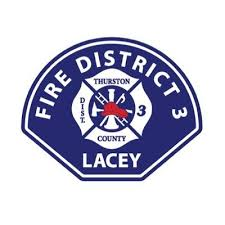 Lacey Fire responds to motorcycle crash on MartinWay
