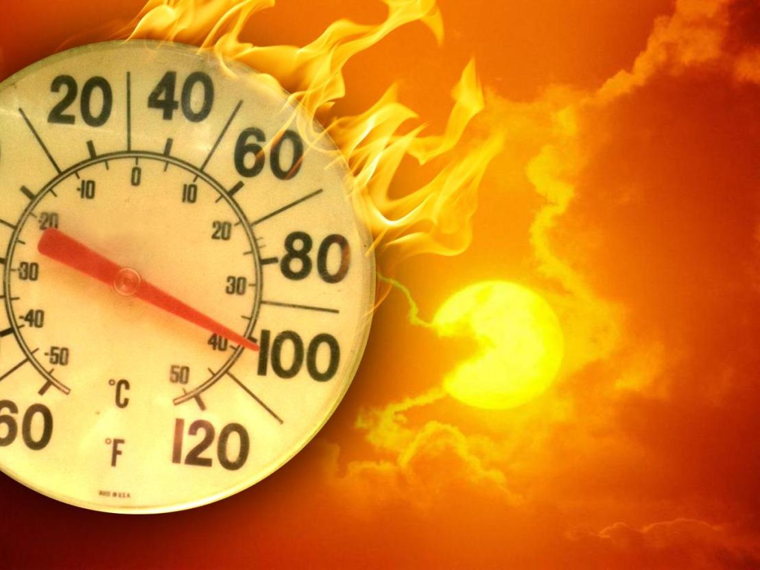 Triple digit temperatures forecasted for next week