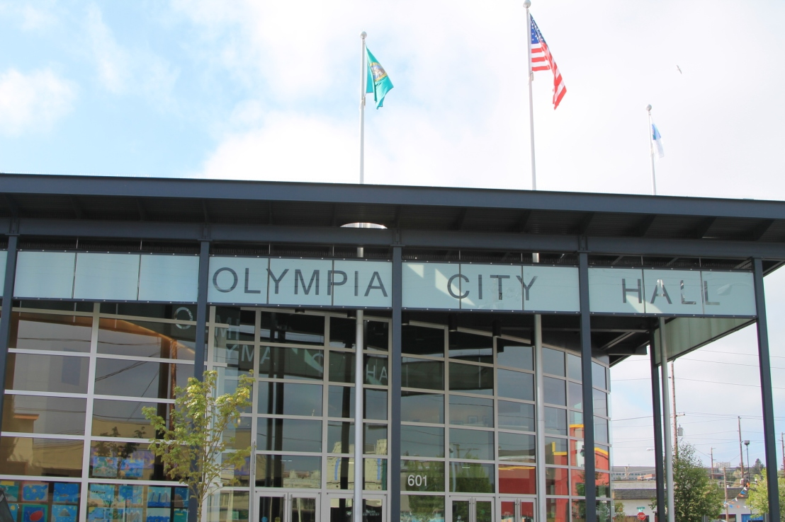 Olympia ordinance would make a crime to interrupt a Citymeeting