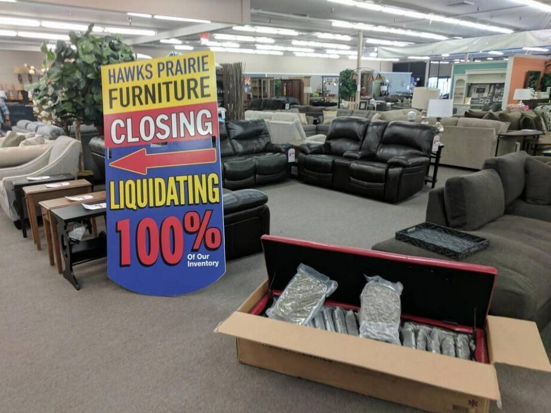 West Olympia furniture store mysteriously shipped $170k worth ofpot