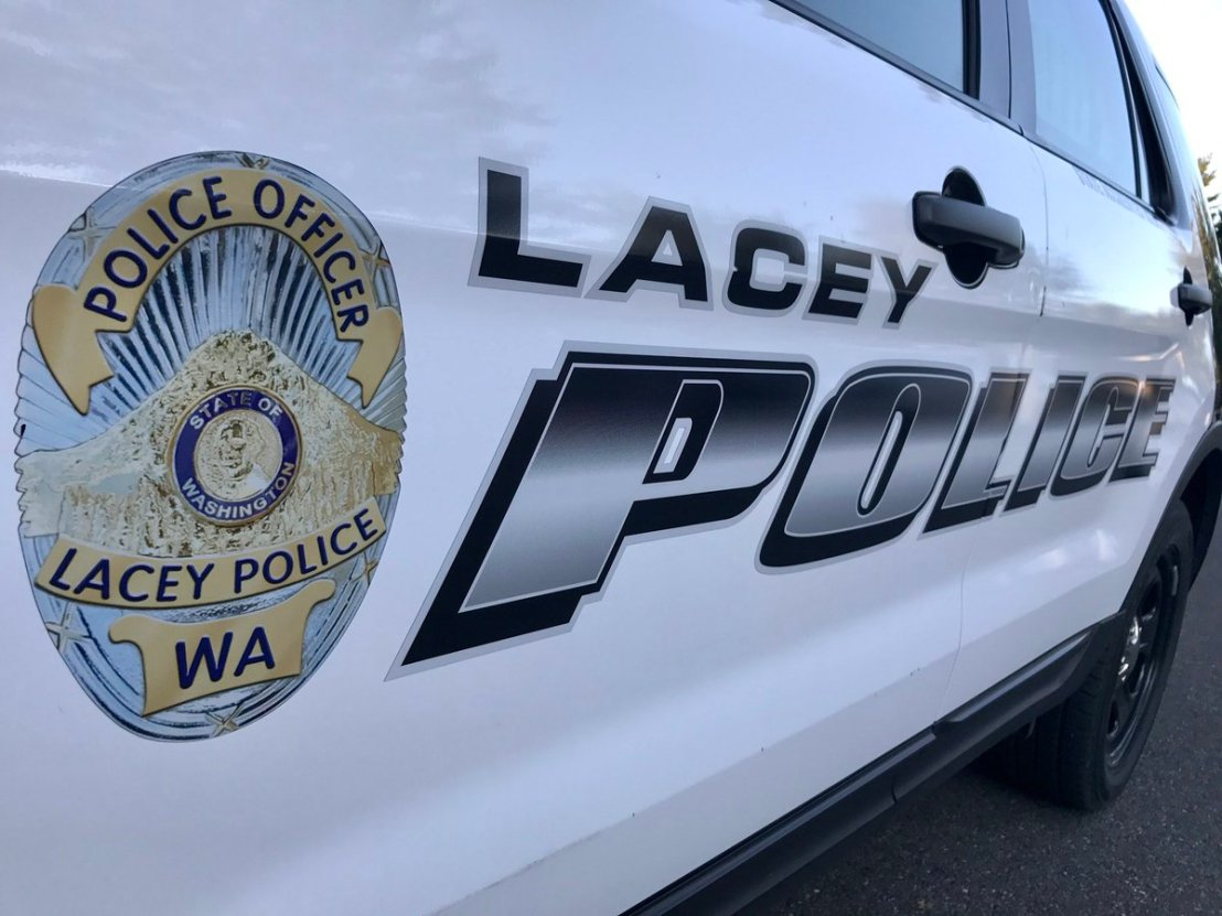 Residents return home from vacation to find strange man in apartment in Lacey