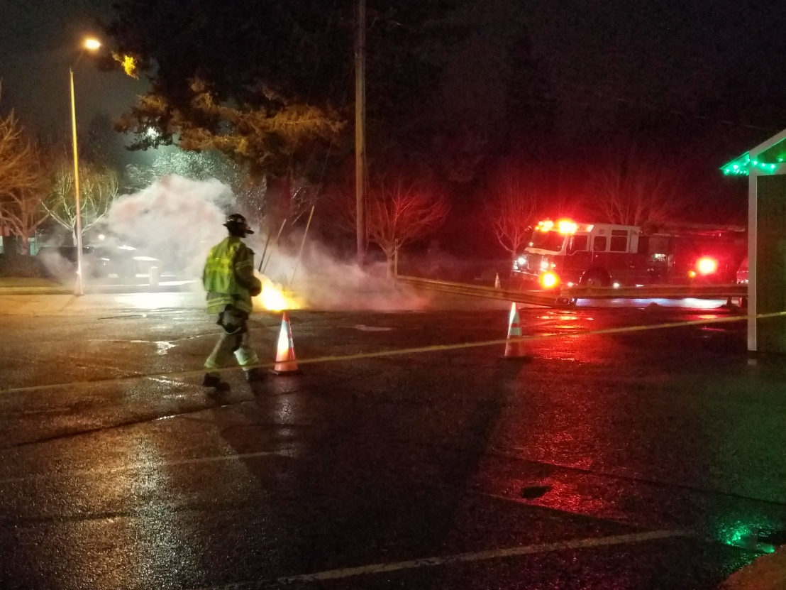 Lacey rush hour power outage creates string of accidents andfires