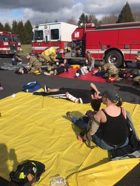 Multiple agencies will participate in mass casualty drill in Littlerock on Friday