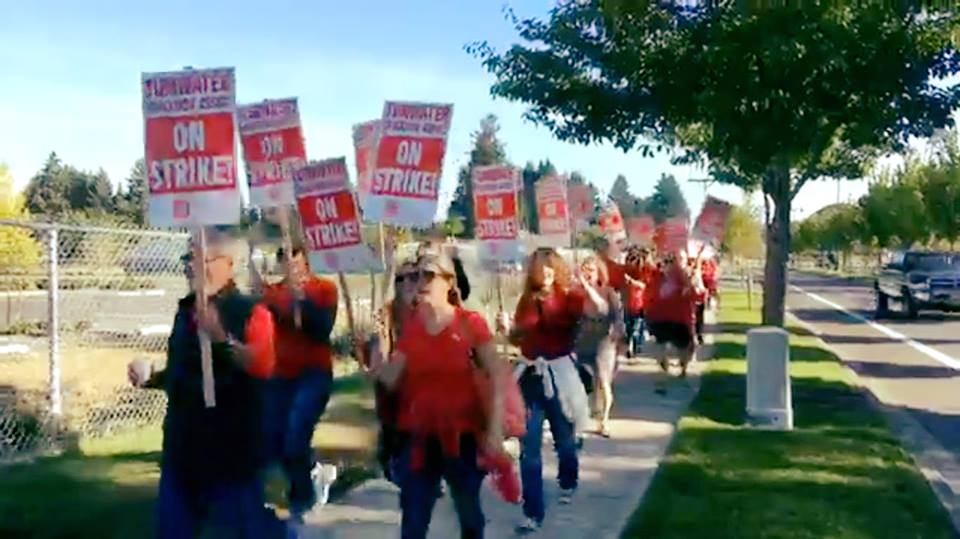 Superior Court reserves ruling on Tumwater teacher strike